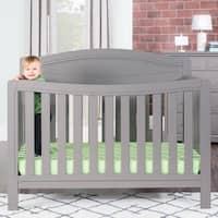 Dresden 4-in-1 Convertible Crib - Cool Gray
