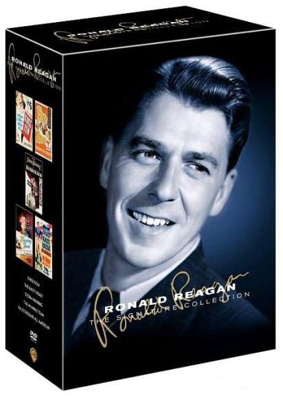 Ronald Reagan Signature Collection (DVD)
