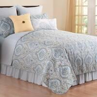 Amherst Blue Quilt Set