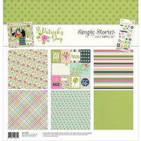 "Simple Stories Simple Sets Collection Kit 12""X12"""