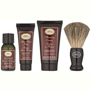 The Art of Shaving Sandalwood 4-piece Shaving Kit