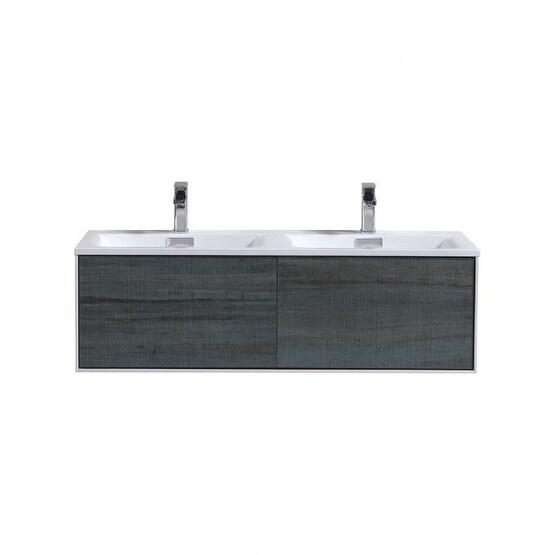 Divario 48 Wall Mount Modern Bathroom Vanity