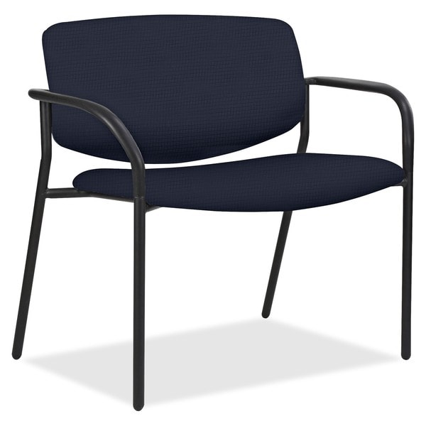 Shop Lorell Bariatric Guest Chairs With Fabric Seat Amp Back
