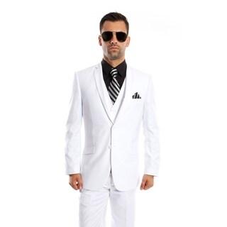 Link to Men's Suit Set 3 Piece Suit Notch Lapel Suit Set Similar Items in Suits & Suit Separates
