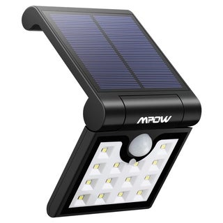Solar light led outdoor solar powered wireless waterproof security mpow 14 led foldable motion sensor solar light outdoor light workwithnaturefo