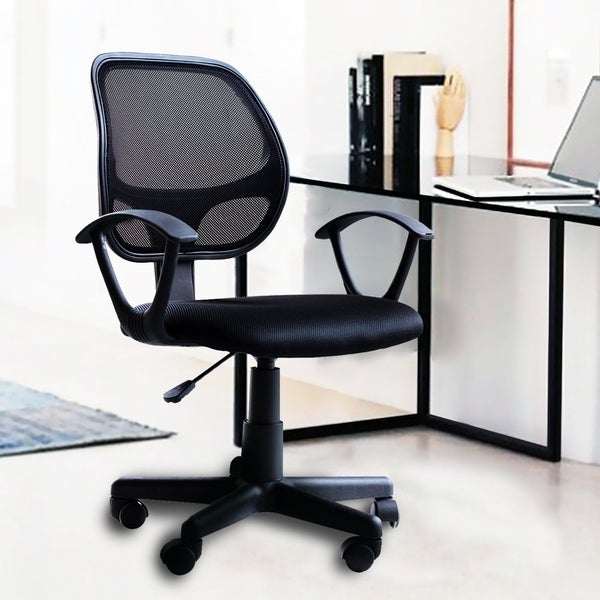 Shop Ergonomic Adjustable Mesh Low-Back Office Task Desk Chair with on conference chairs, reception chairs, executive office chairs, rustic hickory rocking chairs, office chairs for heavy people, modern wood office chairs, costco office chairs, computer desks, drafting chairs, home office chairs, mesh office chairs, swivel chairs, office chairs for people with back problems, office desks from target, office executive chairs, office chairs for pregnancy, ergonomic office chairs, lawyer office chairs, lounge chairs, office black chairs, cymax office chairs, cheap office chairs, leather chairs, office game chairs, office visitor chairs, executive chairs, office furniture, leather office chairs, office computer chairs, modern office chairs, fabric office chairs, computer chairs, folding chairs, ergonomic chairs, dining chairs, task chairs,