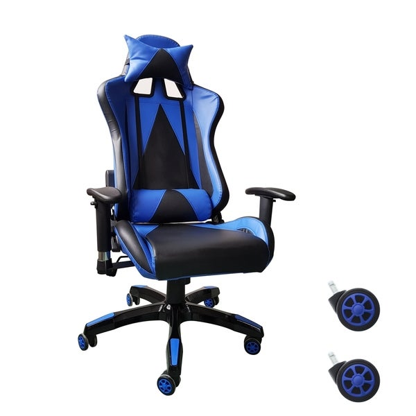 Shop Video Gaming Chair Executive Swivel Racing Style High