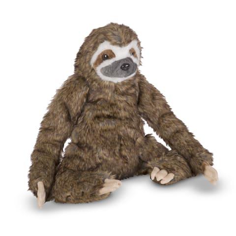 Melissa and Doug Plush Sloth