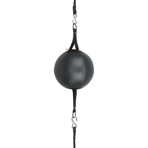 """8"""" Double End Boxing Training Speed Bag with Pump by Trademark Innovations"""