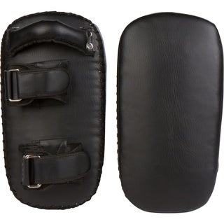 "16"" Kickboxing MMA Thai Training Kick Pads by Trademark Innovations (Pair)"