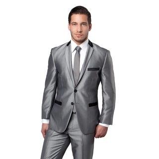 Link to Men's Suit Set 2 Piece Notch Lapel Suit Set Similar Items in Suits & Suit Separates