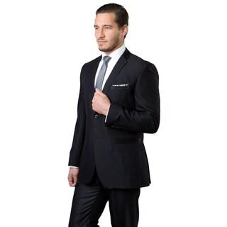 Men's Suit Set 2 Piece Notch Lapel Suit Set