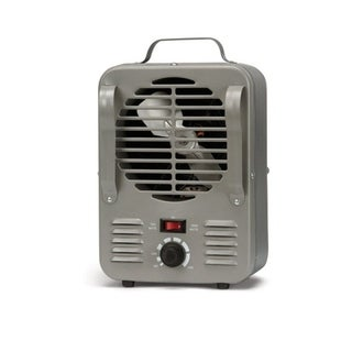 Shop Soleil Utility Heater 200 Sq Ft Gray Free