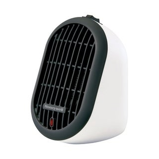 Honeywell Heat Bud Electric Ceramic Heater Thermostat White