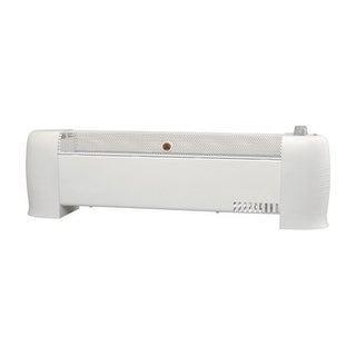 Soleil Baseboard Convection Heater Electric 30 in. L 750/1500 watts White