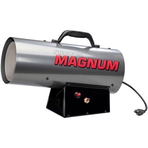 ProCom Magnum Forced Air Propane Heater- 40,000 BTU, Model# PCFA40 - 40,000 BTU