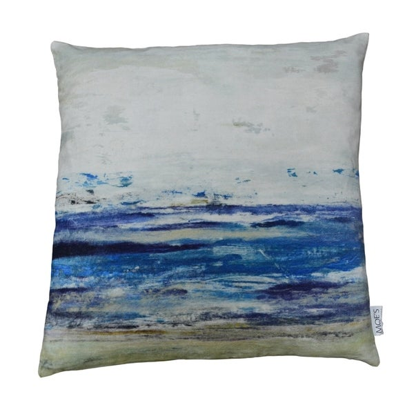Aurelle Home Modern 25x25 Soft Velvet Decorative Pillow