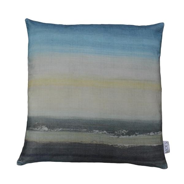 Aurelle Home Modern 25 x 25-inch Large Soft Velvet Decorative Pillow