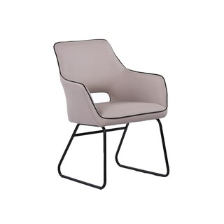 Contemporary Modern Pearl Upholstered Dining Chair