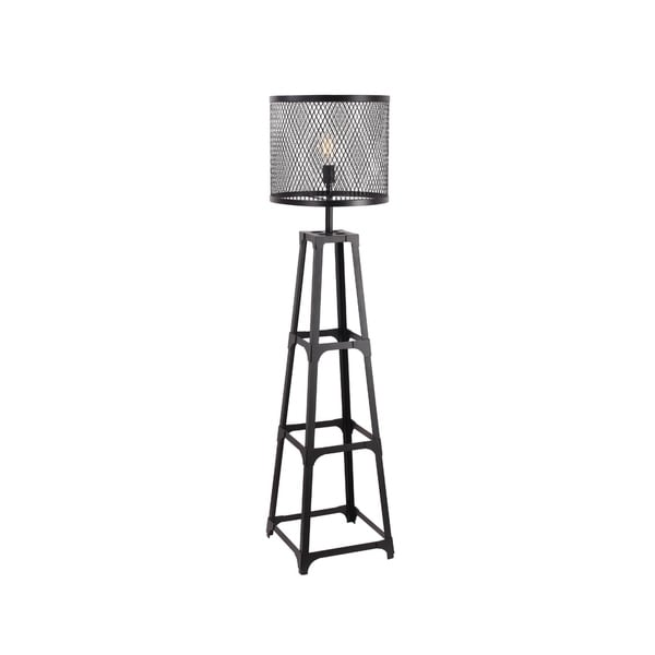 Industrial Metal Floor Lamp