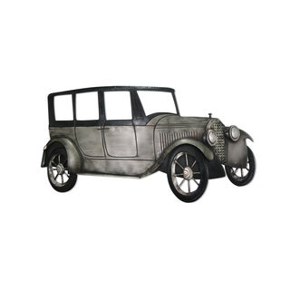 Modern Classic Car Iron Wall Decor
