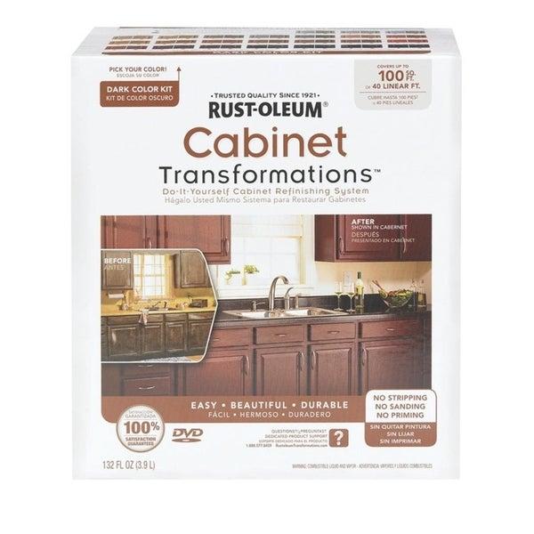 Rustoleum Kitchen Cabinets: Shop Rust-Oleum Cabinet Transformations Interior Acrylic