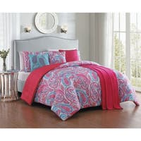 Avondale Manor Seville 7-piece Comforter Set with Bonus Throw