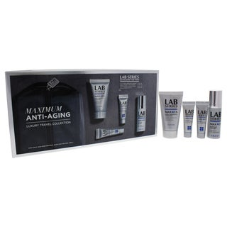 Lab Series Max LS Maximum Anti-Aging Luxury Travel Collection 4-piece Set