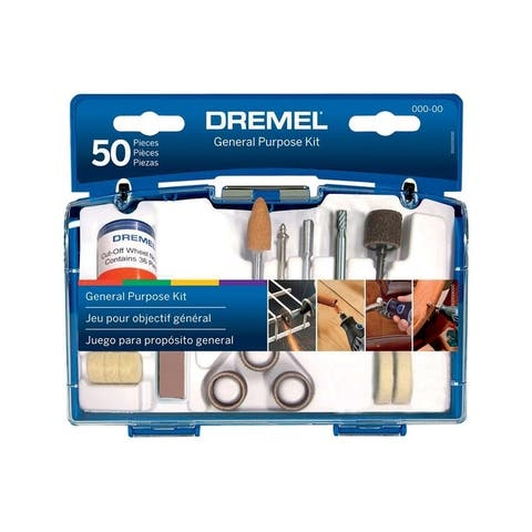 Dremel Metal General Purpose Kit