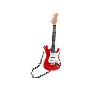 Beginner Electric Guitar (Option: Red)