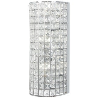Minka Lavery Palermo 3-Light Chrome Wall Sconce