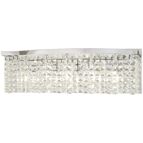 Concentus Chrome 5 Light Bath By Minka Lavery