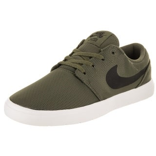 Nike Kids Portmore II Ultralight (GS) Skate Shoe (More options available)