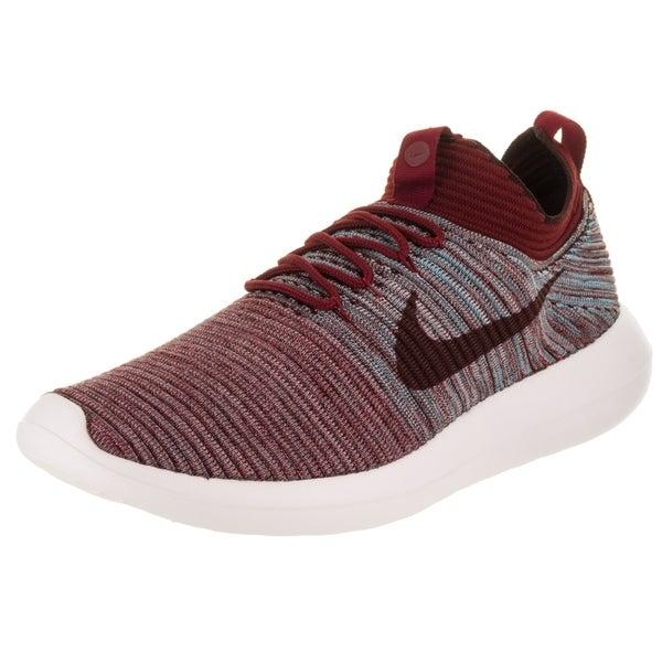 detailed look f8d31 77992 Nike Men  x27 s Roshe Two Flyknit V2 Running Shoe