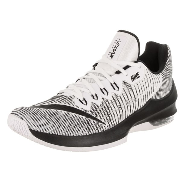 65d40d688ee6a2 Shop Nike Men s Air Max Infuriate 2 Low Basketball Shoe - Free ...
