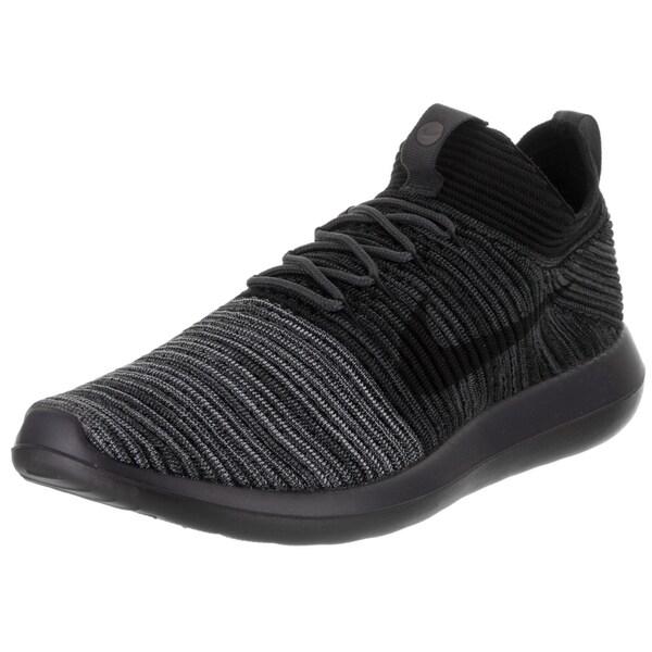 Shop Nike Men's Roshe Two Flyknit V2 Running Shoe ...