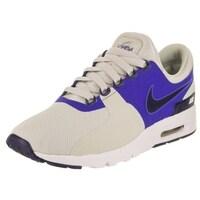 b2e4ee499c Shop Nike Air Max Zero QS Black/Persian Violet-White 789695-004 ...