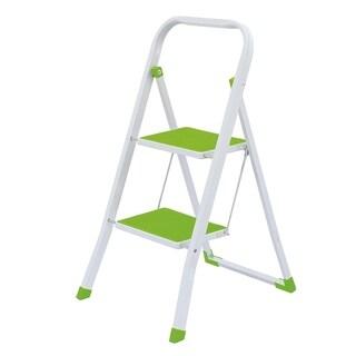 Wee's Beyond Heavy Duty Green Nonslip 2 Step Ladder