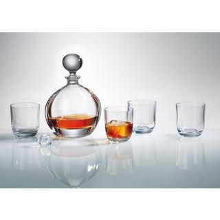 Red Vanilla Orbit Whiskey Set