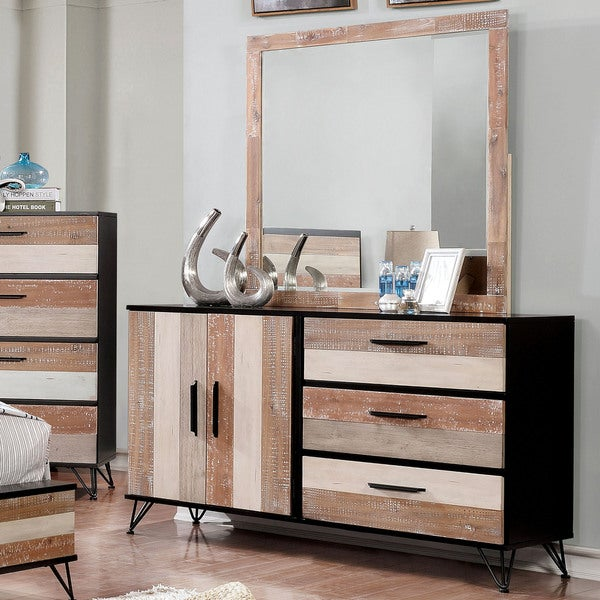Shop Furniture Of America Avery Transitional 2-Piece