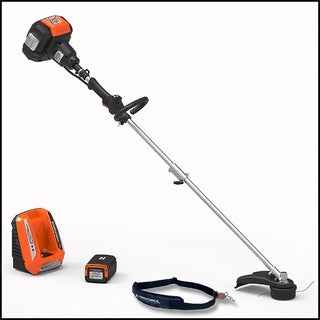 "Yard Force 120vRX Lithium-Ion 18"" Line Trimmer"