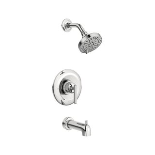 Moen  Gibson  Posi-Temp  1 Lever  Tub and Shower Faucet  Chrome