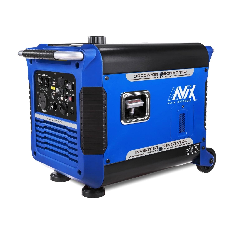 Super quiet portable generator Hardware