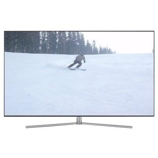 Refurbished Samsung 55 in. QLED 4K Ultra HD Smart LED TV W/ WIFI - Black