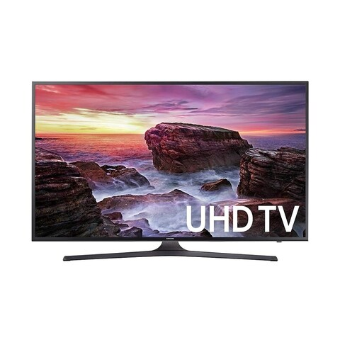 Refurbished Samsung 49 in. 4K Smart LED W/ WIFI - Black
