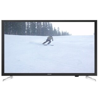 Refurbished Samsung 32 in 1080P Smart LED W/ WIFI - Black