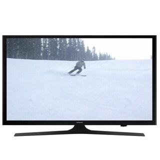 Refurbished Samsung 50 in 1080P Smart LED W/ WIFI - black