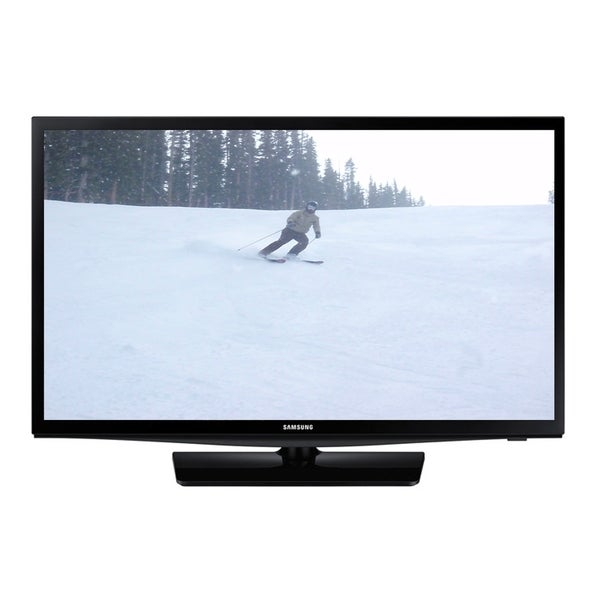 e8a20c2c3 Shop Refurbished Samsung 24 in. 2 in 1 LED Monitor W  Smart Hub - black -  Free Shipping Today - Overstock - 20099347