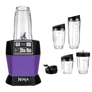 Refurbished Ninja Nutri Auto-iQ Pro Complete Blender (Option: Purple)