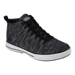 Men's Skechers Arcade Skuta High Top Sneaker Black